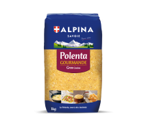 Polenta gourmande gros grains